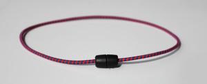 Red Black Swimband